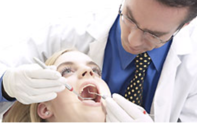 Where does your dentist fit into good oral higiene?
